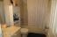 Unit B bathroom