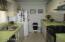 Unit C kitchen