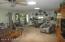 Unit C living room