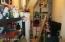 Unit C utility room w/ washer & dryer hookups