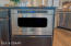 Viking Microwave within kitchen island