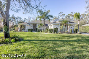Upscale and gated Breakaway Trails luxury home