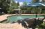 Brick paved pool and lounging spaces is what Florida is about.