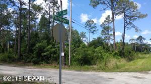 Great corner lot with plenty of privacy