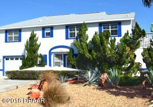 Beautiful 2 story home in Flagler Beach steps to the ocean.