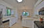 Included with the unit are the refrigerator, range, microwave and dishwasher.