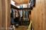 All Cedar Walk-In Closet