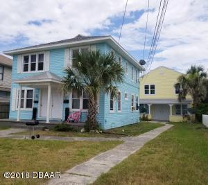 602 & 604 Braddock Avenue, Daytona Beach, FL 32118