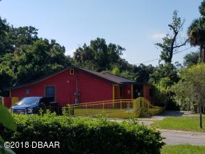 1122 Dr Mary Mcleod Bethune Boulevard, Daytona Beach, FL 32114