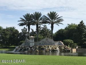 Palm Coast Plantation Main Gate