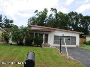 317 Dubs Drive, Holly Hill, FL 32117