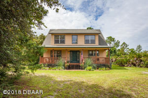 This charming home sits on 5 ACRES, waiting for you to call home!!