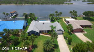 228 Ocean Palm - Located on the Intracoastal waterway in the Flagler Beach.