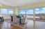 Glass enclosed dining areas with awe-inspiring panoramic views