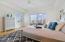 Oceanfront master bedroom suite