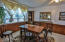 Bonus room off the Kitchen can serve as large dining room or even a second Family room