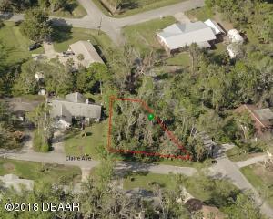0 Claire Avenue, New Smyrna Beach, FL 32168