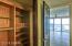 3rd bedroom walk-in closet.