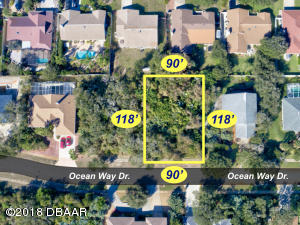 66 Ocean Way Drive, Ponce Inlet, FL 32127