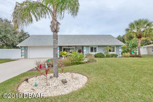 86 Rains Court, Ponce Inlet, FL 32127