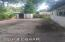 DRIVEWAY WITH SHED