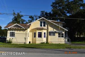 406 N Orange Street, New Smyrna Beach, FL 32168