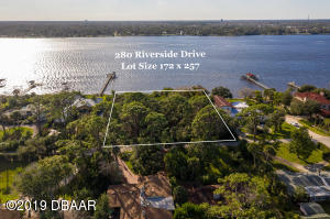 Property for sale at 280 Riverside Drive, Ormond Beach,  Florida 32176