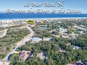 16 N Mar Azul, Ponce Inlet, FL 32127