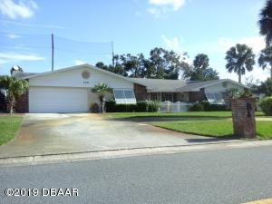 709 Fairway Drive, New Smyrna Beach, FL 32168