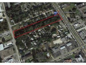 Listing Details for 1912 Ridgewood Avenue, South Daytona, FL 32119
