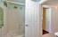 Lower unit bathroom.
