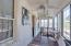 Upper unit porch/Florida room