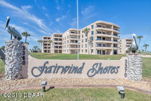 Impeccably maintained Oceanfront Fairwind Shores Condo!