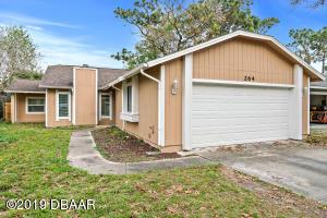 264 Amberwood Court, Ormond Beach, FL 32174