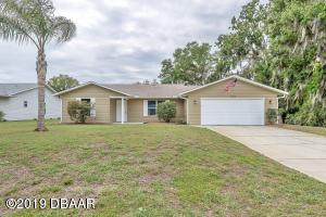 1622 Sabal Palm Drive, Edgewater, FL 32132