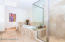 Spa-like master bath with jacuzzi tub