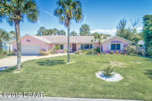 55 Bay Harbour Drive, Ponce Inlet, FL 32127