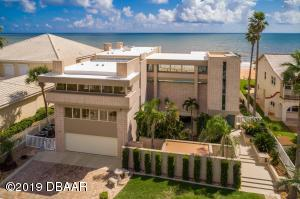 Property for sale at 489 Ocean Shore Boulevard, Ormond Beach,  Florida 32176