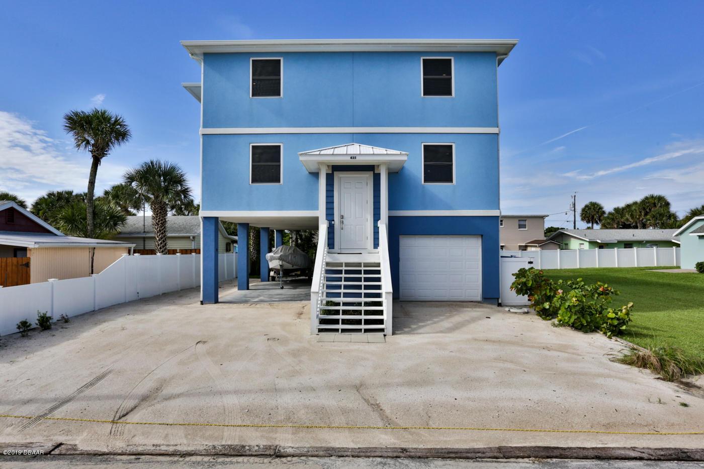 Photo of 435 Jessamine Avenue, New Smyrna Beach, FL 32169