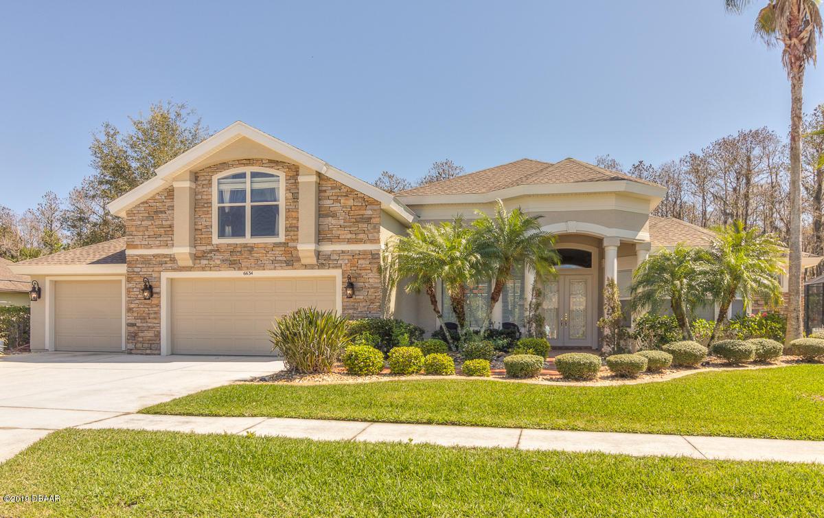 Photo of 6634 Merryvale Lane, Port Orange, FL 32128