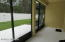 Screened in patio as well as unscreened patio