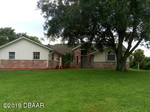 185 W Country Cir Drive, Port Orange, FL 32128