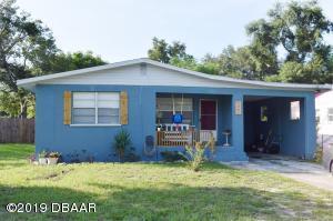 1301 Ginsberg Drive, Daytona Beach, FL 32114