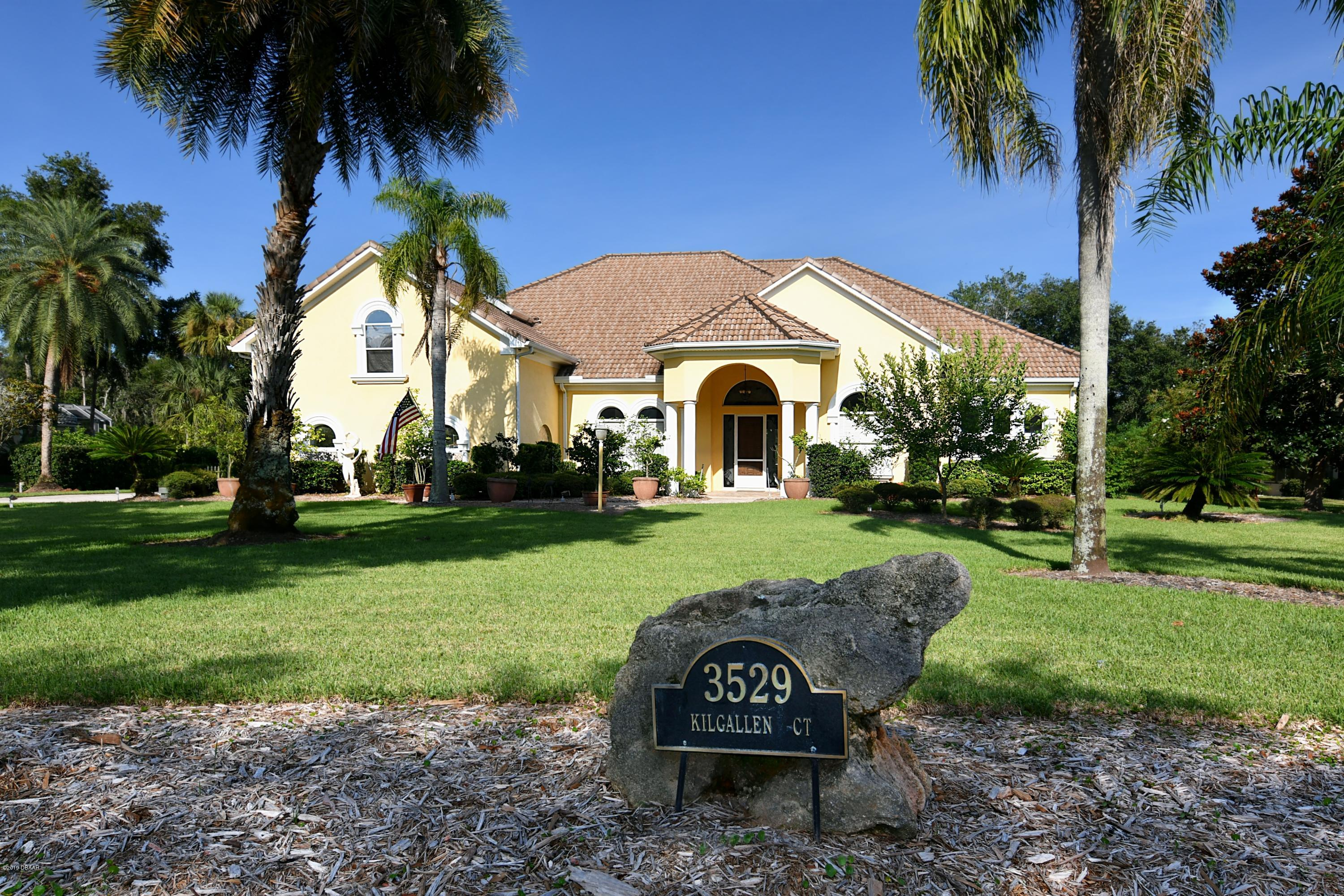 Photo of 3529 Kilgallen Court, Ormond Beach, FL 32174