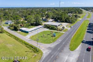 Ariel View of Motel & US1