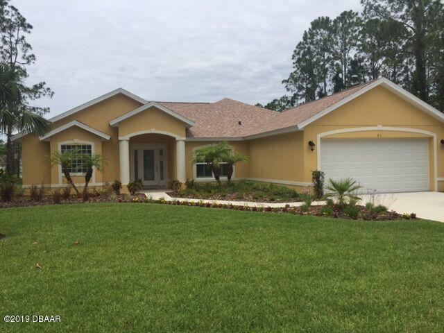 19 Pheasant Drive, Palm Coast, FL 32164
