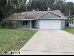 58 Blare Castle Drive, Palm Coast, FL 32137