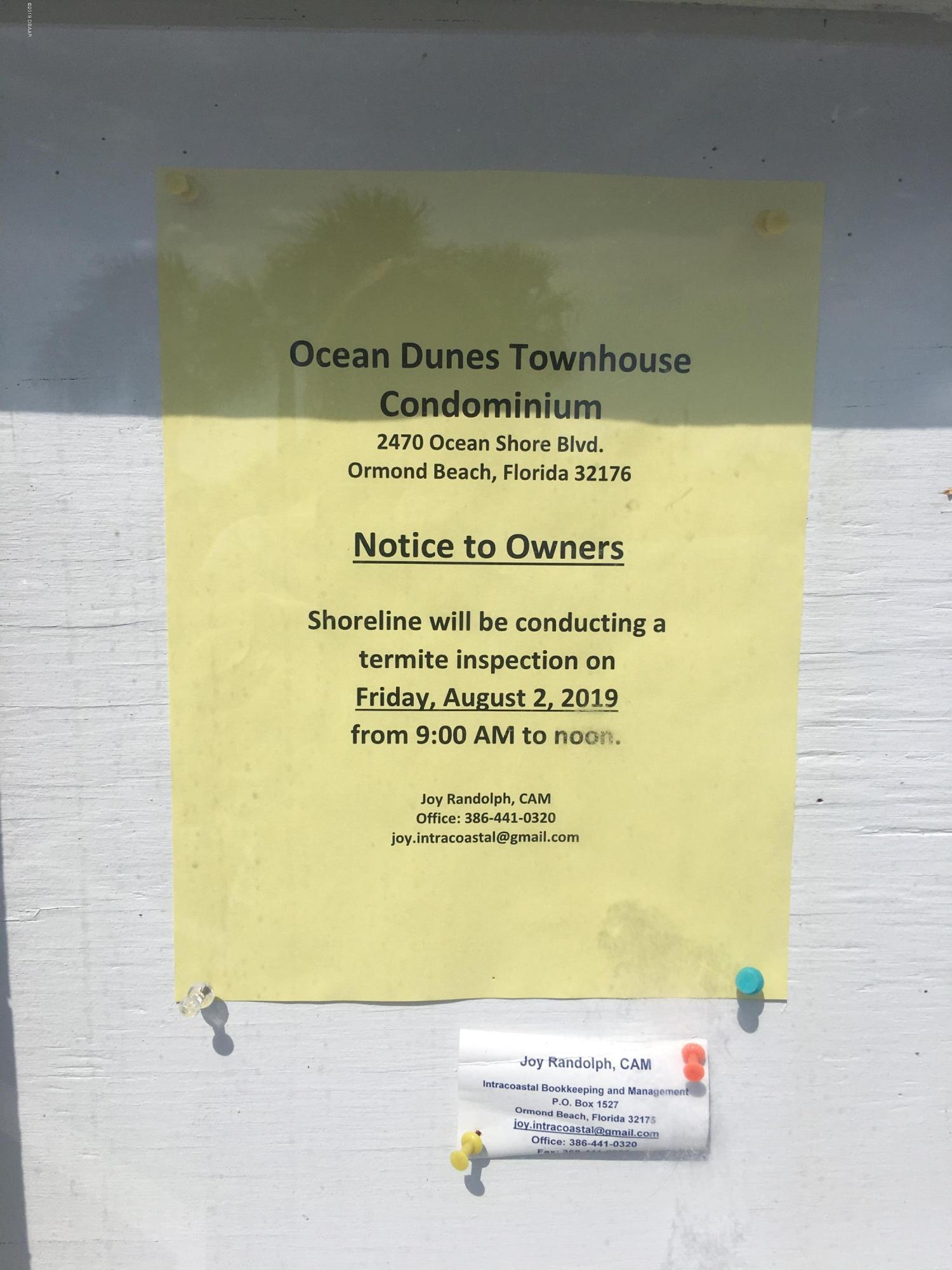 Lisitng Image number36 for 2470 Ocean Shore Boulevard 1070