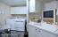 Inside Laundry w/ mop sink