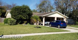 906 Boulder Drive, South Daytona, FL 32119